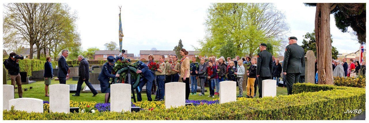 Nationale Herdenking 4 mei 2019